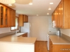 Kitchen with updated cabinets, appliances, lighting, flooring