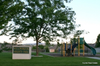 Willowbrook Heights Community Park in South Richland